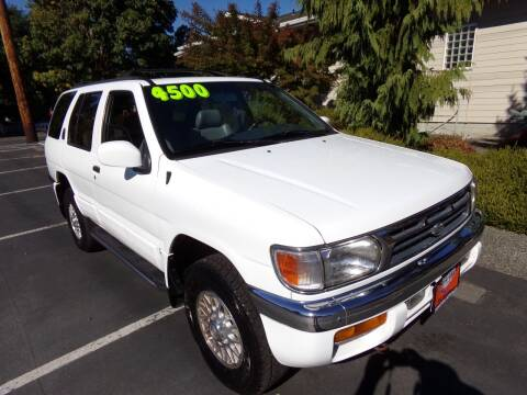 1997 Nissan Pathfinder for sale at Signature Auto Sales in Bremerton WA
