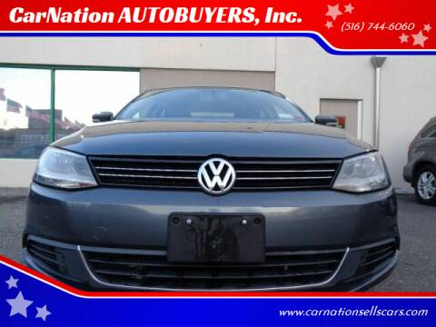 2013 Volkswagen Jetta for sale at CarNation AUTOBUYERS, Inc. in Rockville Centre NY