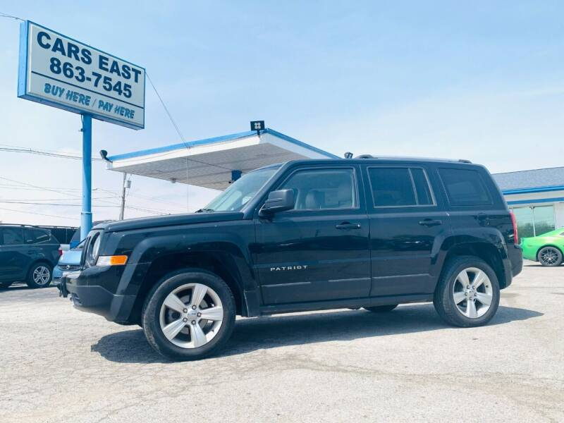 2014 Jeep Patriot for sale at Cars East in Columbus OH