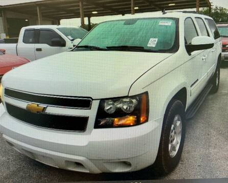 2014 Chevrolet Suburban for sale at Naber Auto Trading in Hollywood FL