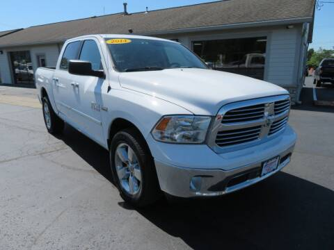 2014 RAM Ram Pickup 1500 for sale at Tri-County Pre-Owned Superstore in Reynoldsburg OH