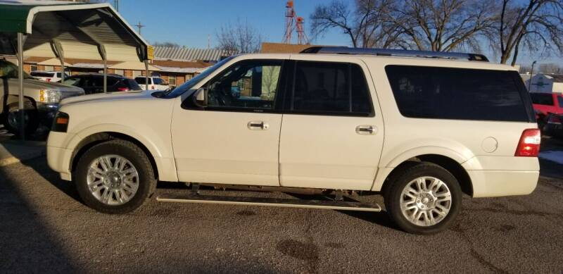 2013 Ford Expedition EL for sale at Stewart Auto Sales Inc in Central City NE