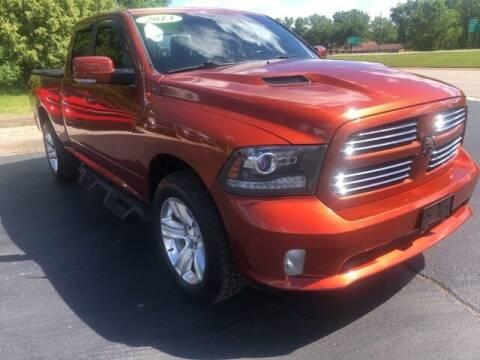 2013 RAM Ram Pickup 1500 for sale at Newcombs Auto Sales in Auburn Hills MI