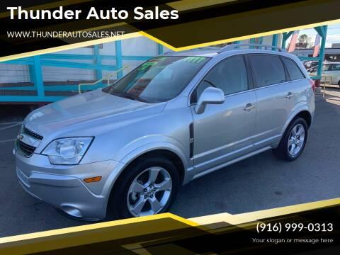 2014 Chevrolet Captiva Sport for sale at Thunder Auto Sales in Sacramento CA