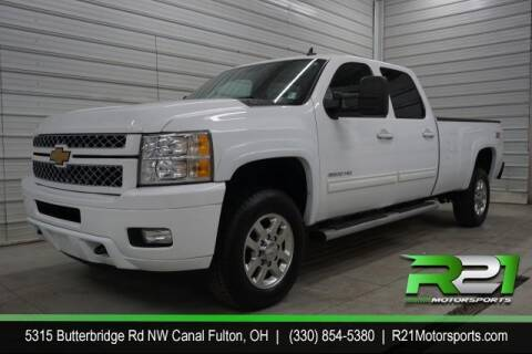 2014 Chevrolet Silverado 3500HD for sale at Route 21 Auto Sales in Canal Fulton OH