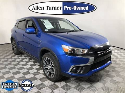 2018 Mitsubishi Outlander Sport for sale at Allen Turner Hyundai in Pensacola FL