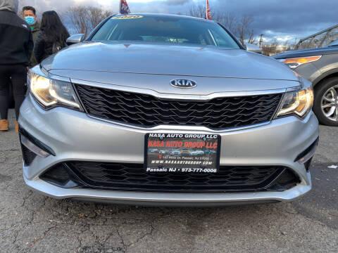 2020 Kia Optima for sale at Nasa Auto Group LLC in Passaic NJ