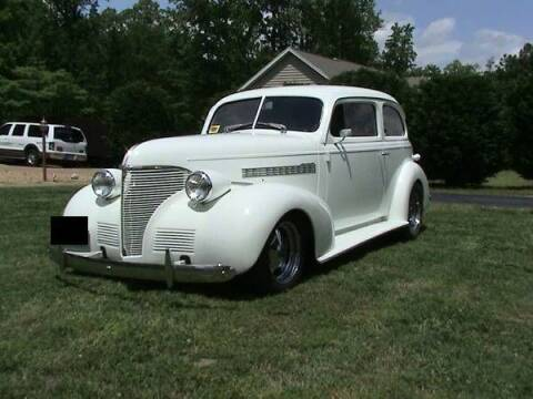 1939 Chevrolet Master Deluxe for sale at Haggle Me Classics in Hobart IN