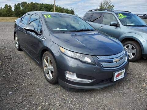 2012 Chevrolet Volt for sale at ALL WHEELS DRIVEN in Wellsboro PA