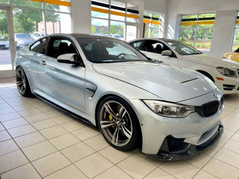 2015 BMW M4 for sale at Weaver Motorsports Inc in Cary NC