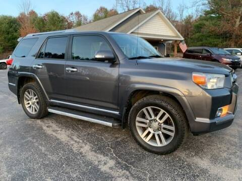 2012 Toyota 4Runner for sale at Drivers Choice Auto & Truck in Fife Lake MI