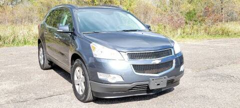 2010 Chevrolet Traverse for sale at Transmart Autos in Zimmerman MN