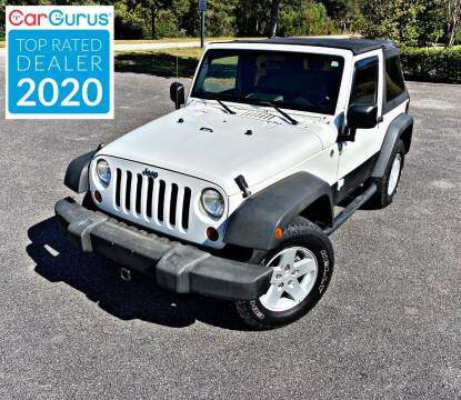 2008 Jeep Wrangler for sale at Brothers Auto Sales of Conway in Conway SC