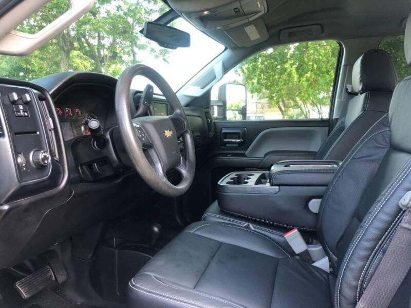 2017 Chevrolet Silverado 2500HD  - Fort Lauderdale FL