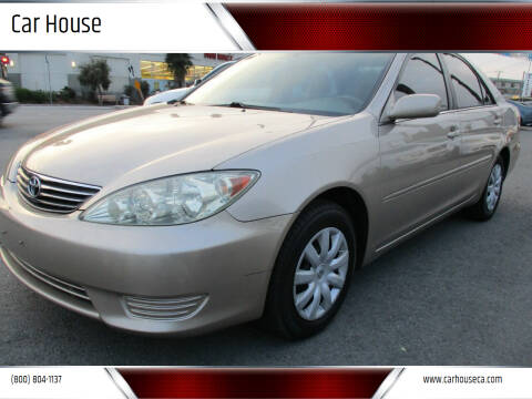 2006 Toyota Camry for sale at Car House in San Mateo CA