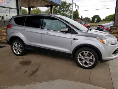 2013 Ford Escape for sale at Clairemont Motors in Eau Claire WI