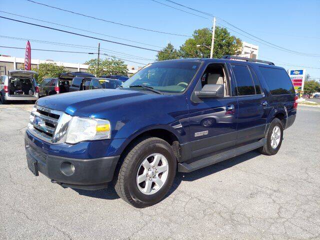 2007 Ford Expedition EL XLT 4dr SUV 4x4 - Columbia PA