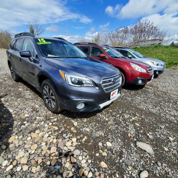 2015 Subaru Outback for sale at ALL WHEELS DRIVEN in Wellsboro PA