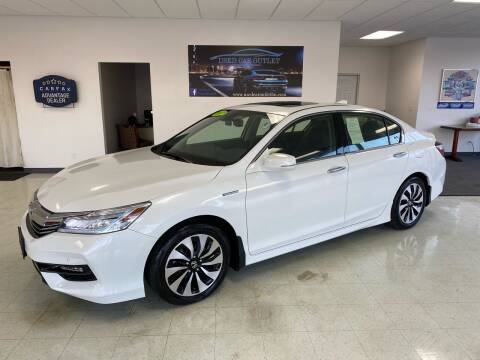 2017 Honda Accord Hybrid for sale at Used Car Outlet in Bloomington IL