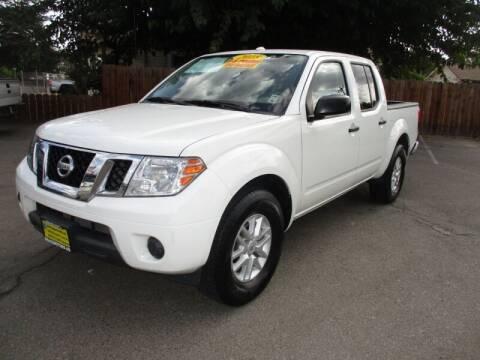 2018 Nissan Frontier for sale at Grace Motors in Manteca CA