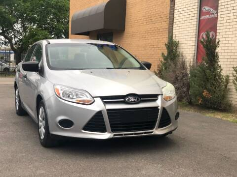 2013 Ford Focus for sale at Auto Imports in Houston TX