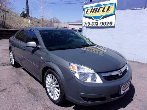 2007 Saturn Aura for sale at Circle Auto Center in Colorado Springs CO