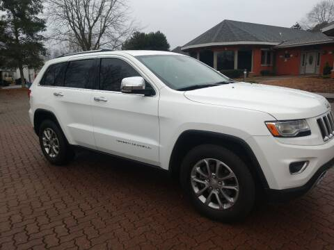 2015 Jeep Grand Cherokee for sale at CARS PLUS in Fayetteville TN