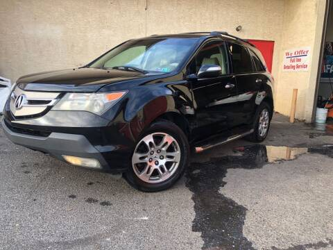 2008 Acura MDX for sale at Keystone Auto Center LLC in Allentown PA