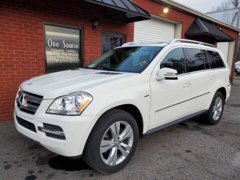 2012 Mercedes-Benz GL-Class for sale at One Source Automotive Solutions in Braselton GA