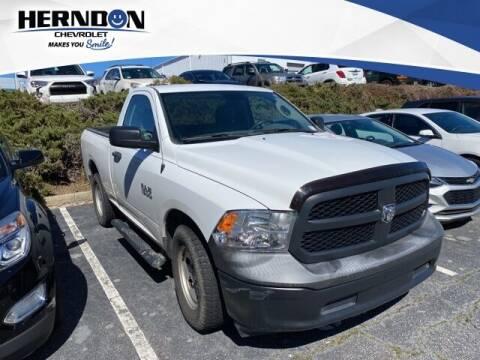 2017 RAM Ram Pickup 1500 for sale at Herndon Chevrolet in Lexington SC