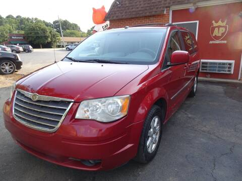 2009 Chrysler Town and Country for sale at AP Automotive in Cary NC