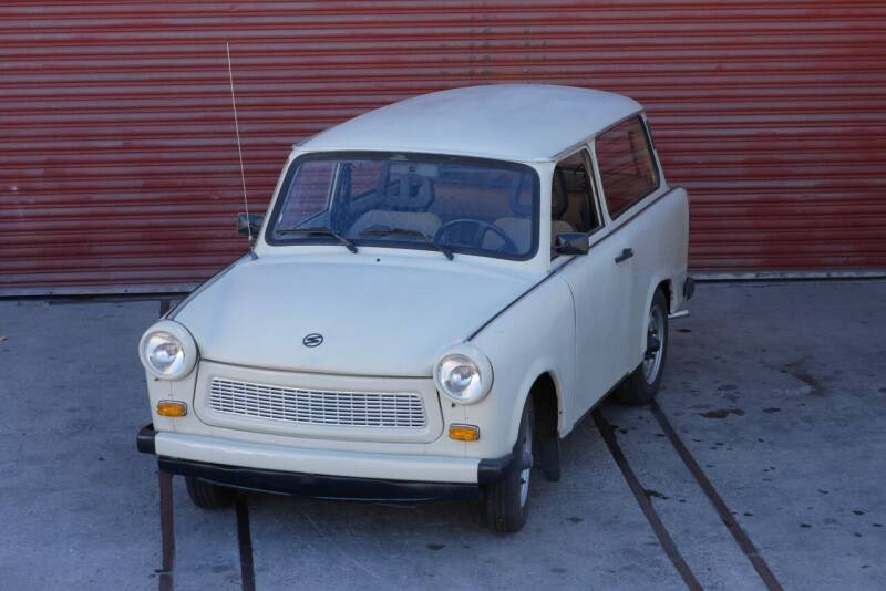 1964 Sachsenring Trabant for sale at Sierra Classics & Imports in Reno NV
