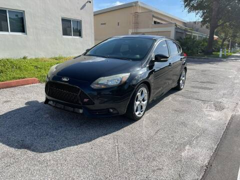 2013 Ford Focus for sale at Hard Rock Motors in Hollywood FL