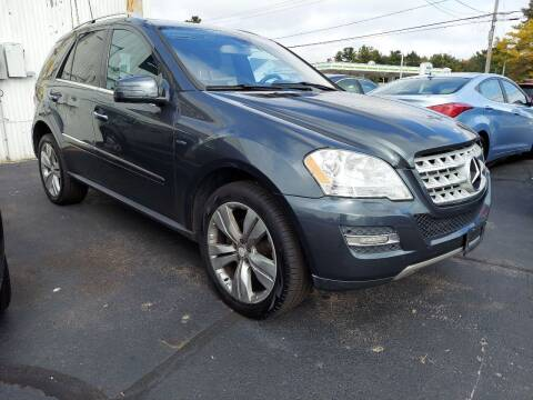 2011 Mercedes-Benz M-Class for sale at Plaistow Auto Group in Plaistow NH
