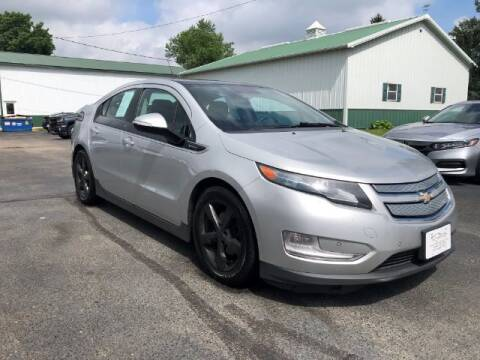 2011 Chevrolet Volt for sale at Tip Top Auto North in Tipp City OH