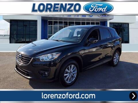 2016 Mazda CX-5 for sale at Lorenzo Ford in Homestead FL