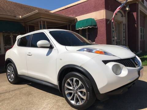 2013 Nissan JUKE for sale at Firestation Auto Center in Tyler TX