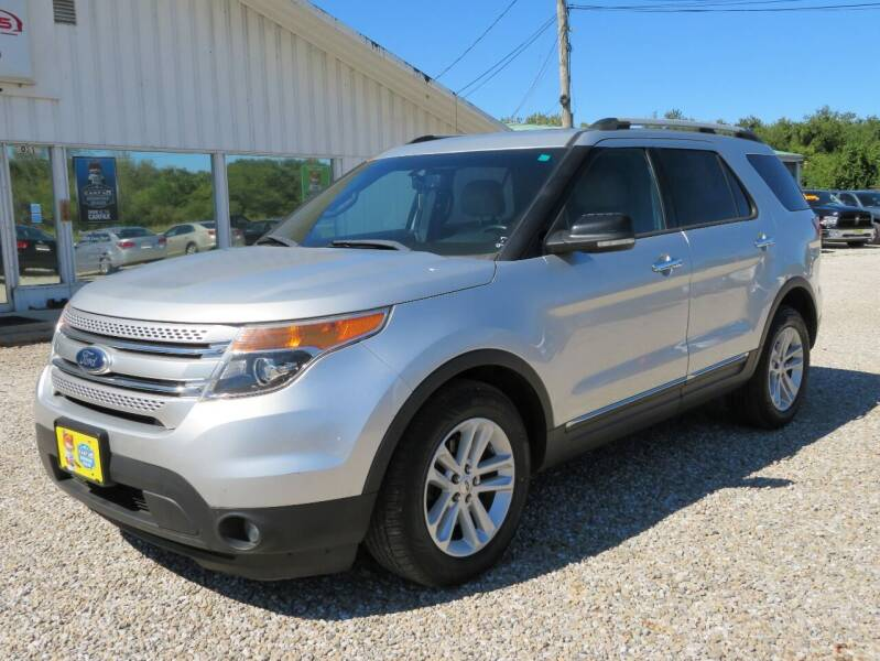 2013 Ford Explorer for sale at Low Cost Cars in Circleville OH