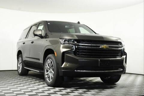 2021 Chevrolet Tahoe for sale at Washington Auto Credit in Puyallup WA