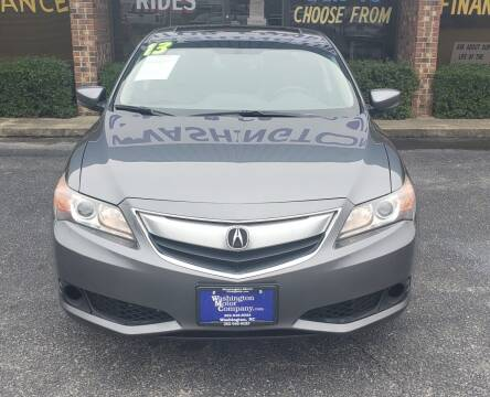 2013 Acura ILX for sale at East Carolina Auto Exchange in Greenville NC