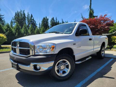 2008 Dodge Ram Pickup 1500 for sale at Silver Star Auto in Lynnwood WA