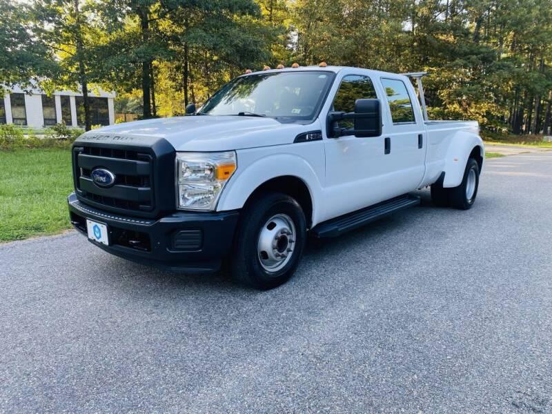 2012 Ford F-350 Super Duty for sale at H&C Auto in Oilville VA