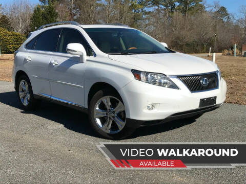 2010 Lexus RX 350 for sale at Selective Imports in Woodstock GA