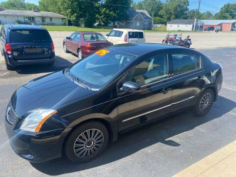 2010 Nissan Sentra for sale at Walker Motors in Muncie IN