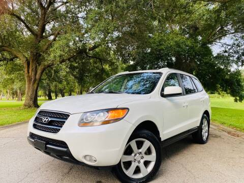 2007 Hyundai Santa Fe for sale at FLORIDA MIDO MOTORS INC in Tampa FL