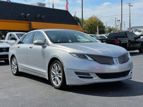 2014 Lincoln MKZ Hybrid for sale at Ole Ben Franklin Motors Clinton Highway in Knoxville TN