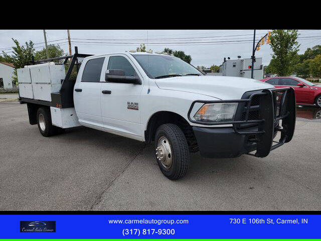 2013 RAM Ram Chassis 3500 for sale at Carmel Auto Group in Indianapolis IN