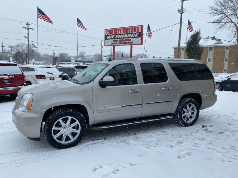 2009 GMC Yukon XL for sale at Christy Motors in Crystal MN