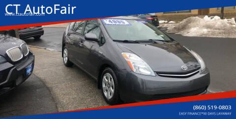 2006 Toyota Prius for sale at CT AutoFair in West Hartford CT