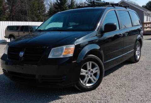 2010 Dodge Grand Caravan for sale at Hilltop Auto in Prescott MI